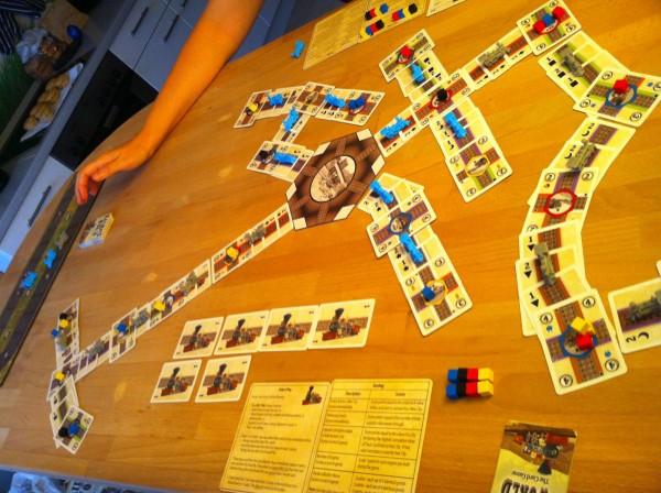 Railways of the World: The card game - Die Endabrechnung steht kurz bevor